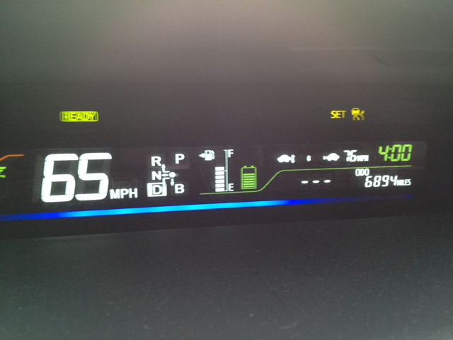 Toyota Prius V 2013 OWTK Test Drive Cruise Control #LetsGoPlaces