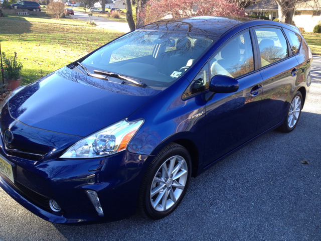 Toyota Prius V 2013 OWTK Test Drive #LetsGoPlaces