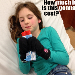 The High Cost of A Cherry Popsicle (or The Lack of Healthcare Cost Transparency)