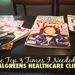 Walgreens Healthcare Clinics Offer Consumers Price Transparency