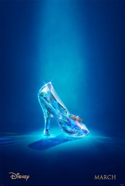 Disney Live Action Cinderella March 2015 Poster