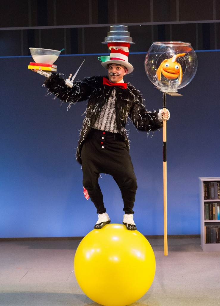 The Arden Theatre Cat in the Hat Press Photo 1_Doug Hara as The Cat_credit Mark Gavin