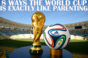 8 Ways the World Cup is Exactly Like Parenting