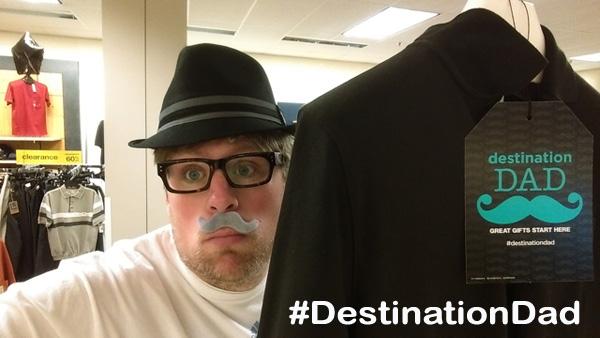 Sears #DestinationDad Jeff Bogle Hat