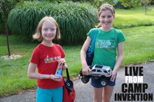 Live From Camp Invention!