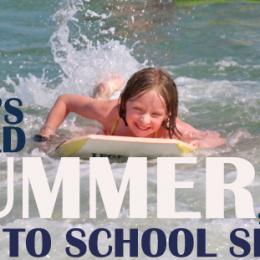 Remember When July was Called Summer Break not Back To School Season?