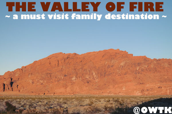 Valley of Fire State Park Must Visit Family Destination