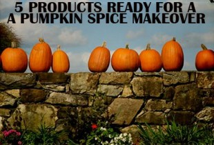 5 Products Ready For A Pumpkin Spice Makeover