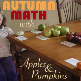 Autumn Math on PBS Parents