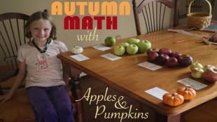 Autumn Math on PBS Parents