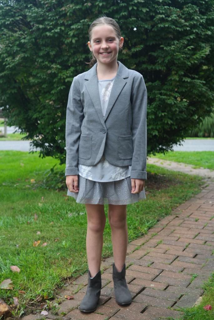 Girls Must Wear Dresses or Skirts_National Elementary Honor Society Ceremony #HeForShe