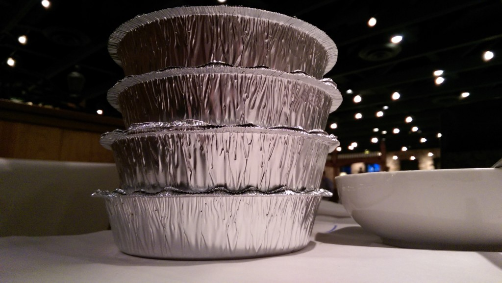 Macaroni Grill To Go Containers