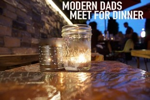 What Happens When Modern Dads Meet For Dinner