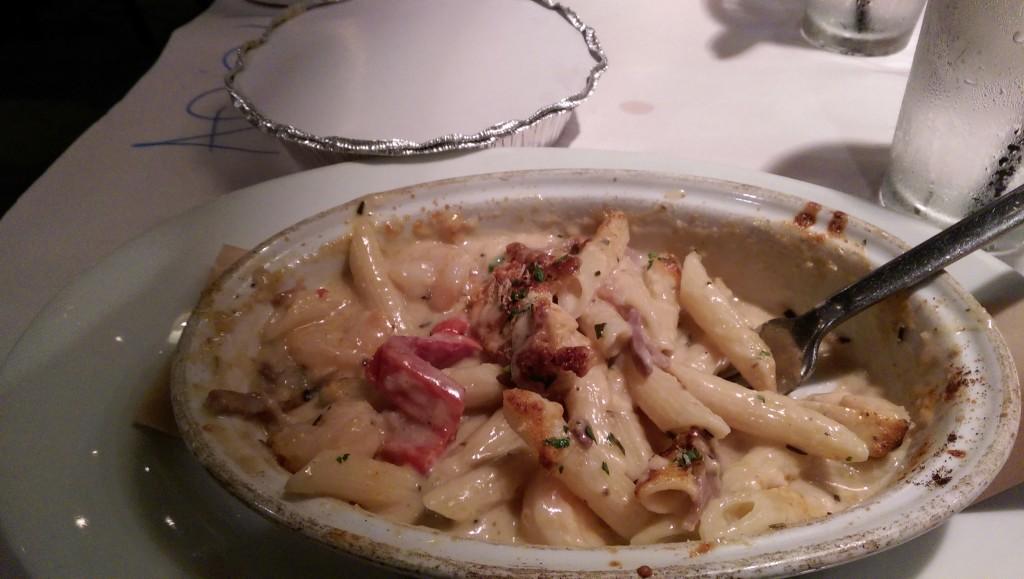 Macaroni Grill Penne Rustica to go