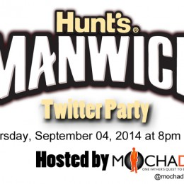 Join Me For Tonight's MANWICH Twitter Party