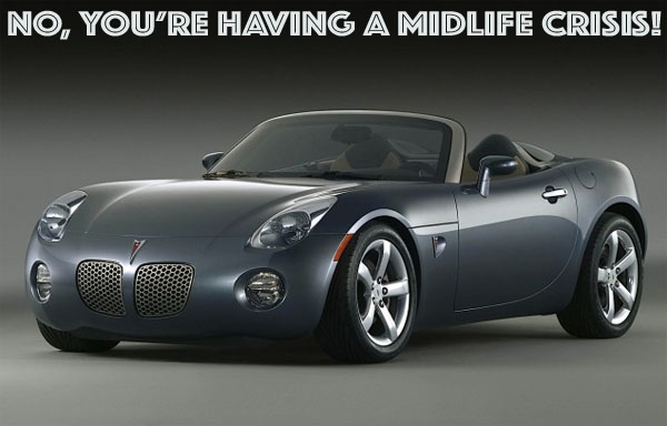 2006 Pontiac Solstice And The Mid Life Crisis I M Not Having Over A Car
