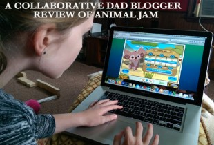 A Collaborative Dad Blogger Animal Jam Review