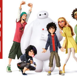 Free Big Hero 6 Activity Sheets, Science Experiments and Recipes