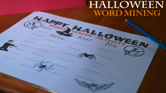 Free Halloween Activity Sheet PBS Parents