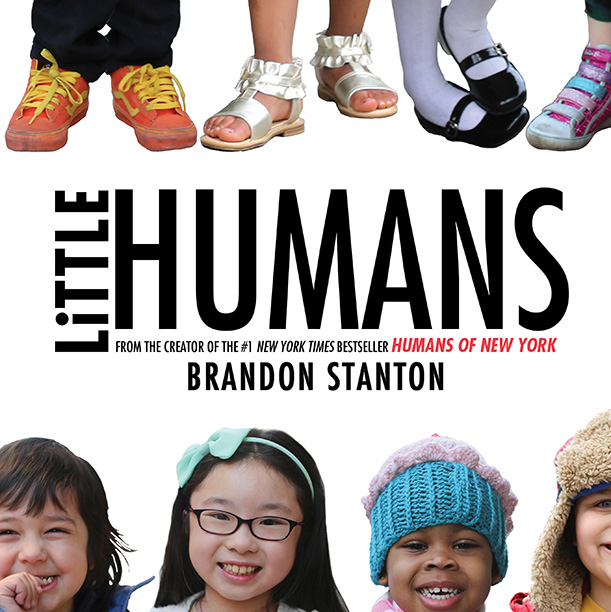 LITTLE HUMANS of New York Book