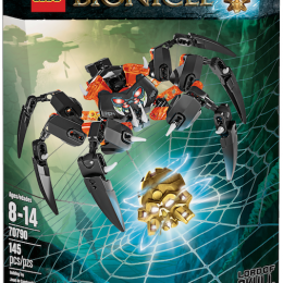 NEW LEGO BIONICLE JAN 2015 LORD OF SKULL SPIDER