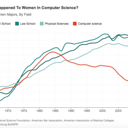 Why More Women Aren't Computer Programmers