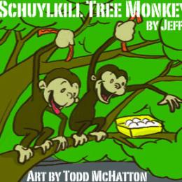 The Schuylkill Tree Monkeys Poem