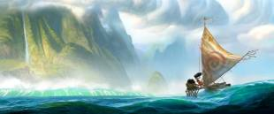 """Walt Disney Sets Sail in the South Pacific With """"Moana"""""""
