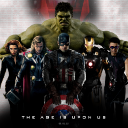 Watch The Epic First Marvel AVENGERS: AGE OF ULTRON Trailer