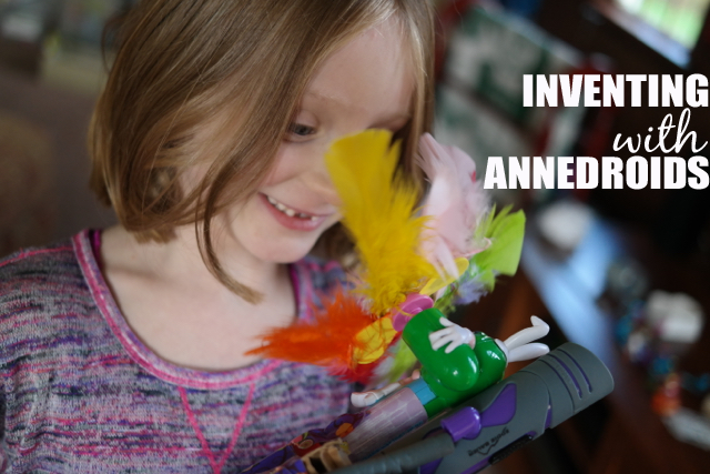 Amazon Kids Annedroids Inspired Invention_Inventing with Annedroids