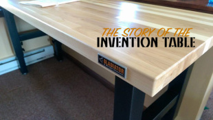 The Story of the Invention Table