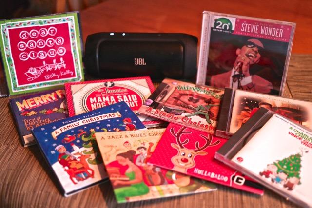 JBL Charge 2 Speakers Kindie Christmas Music Playlist