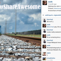 Raising Smart Digital Citizens To #ShareAwesome
