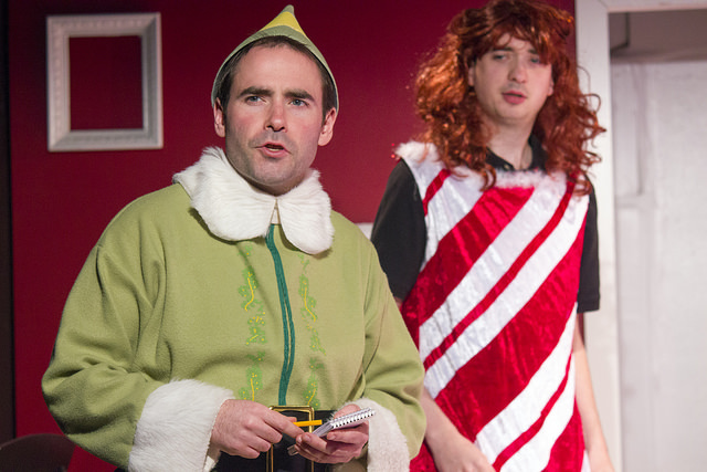 Murray the Elf Act 2 Playhouse Ambler