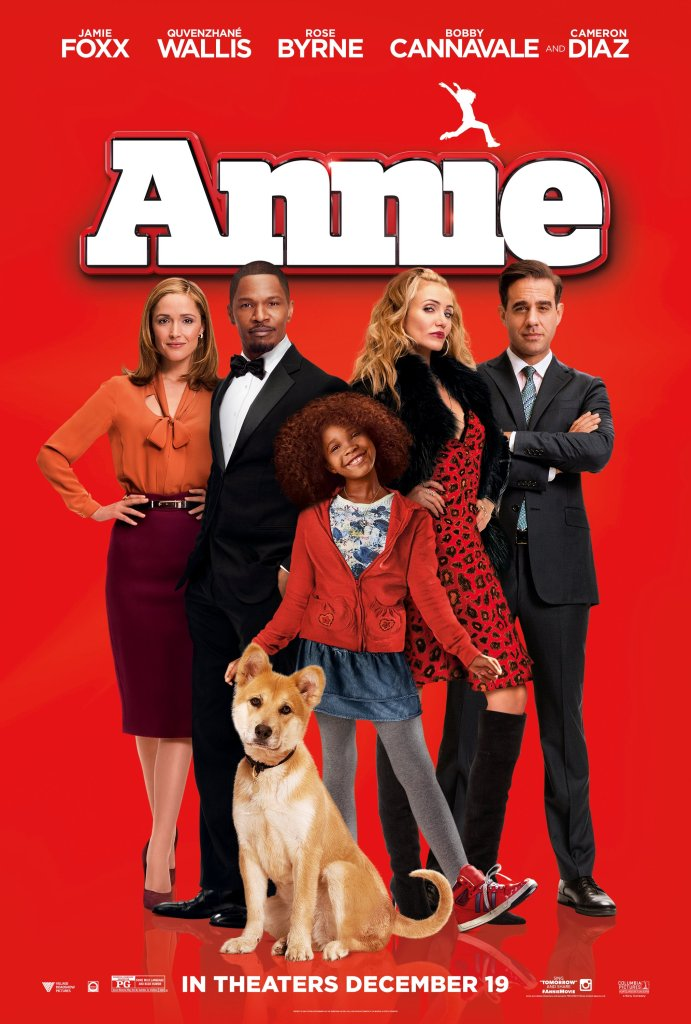Annie 2014 Movie Review
