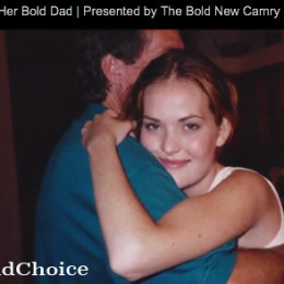 Watch This: Amy Purdy and Her Dad's #OneBoldChoice
