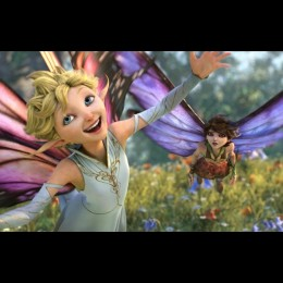 Strange Magic Dawn and Sister Scene