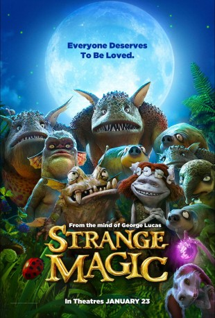 Ten Days Until Strange Magic