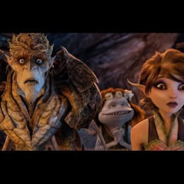 Strange Magic Scene Bog King