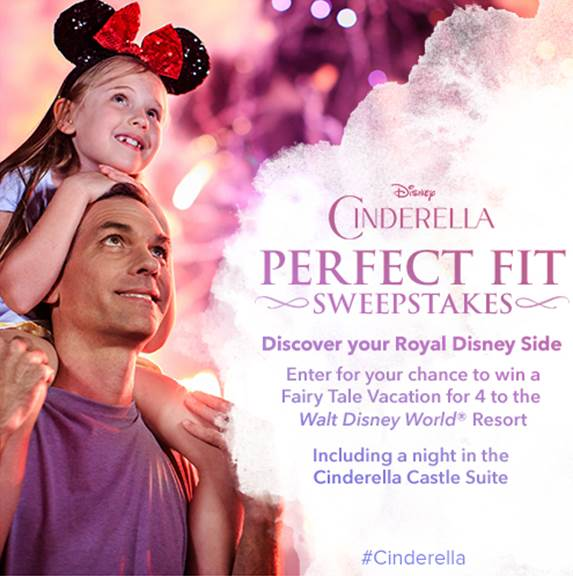 Disneyside Cinderella Contest