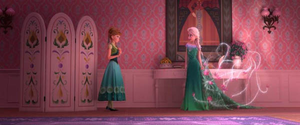 Frozen Fever Movie Screenshot 1