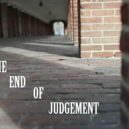 The End of Judgement