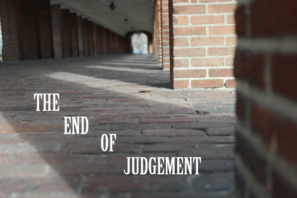 The-End-Of-Judgement