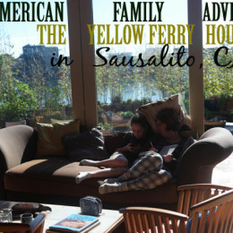 American Family Adventure: The Yellow Ferry San Francisco Houseboat Rental on VRBO