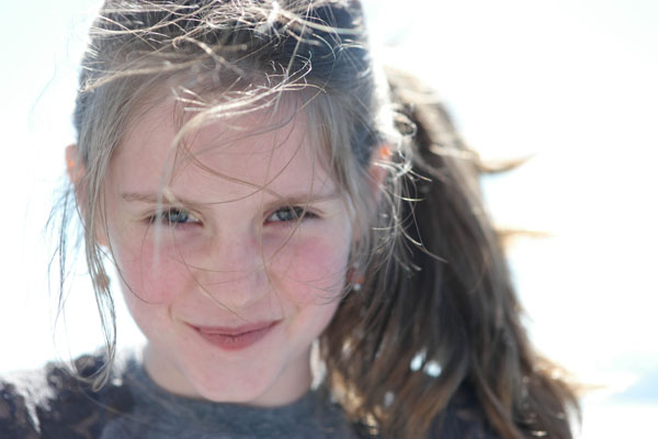 The New Favorite Photo: A Portrait of the Look on the Ferry