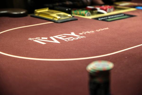 Aria Casino Phil Ivey Poker Room