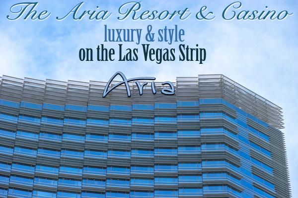 Aria Resort and Casino Las Vegas Review Title Image