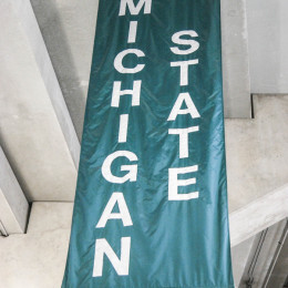 Michigan State Spartans 2015 Breslin Center