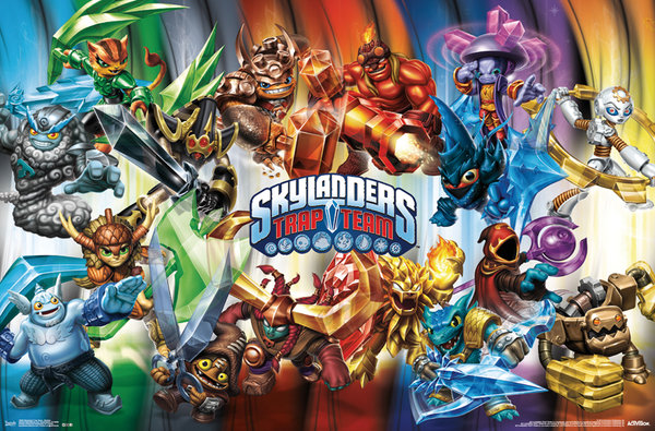 Skylanders Trap Team Giveaway
