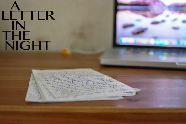 A Letter in the Night_Marriage and Relationships.